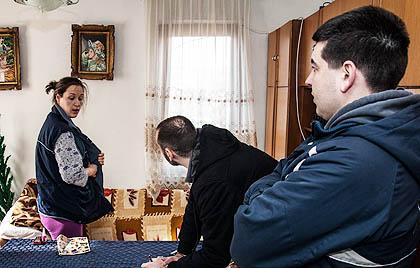 Данијела Трајковић у разговору са Предрагом Маринковић и Милошем Марковић