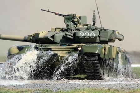 Борбено возило БМП-3. Извор: Росијска газета.