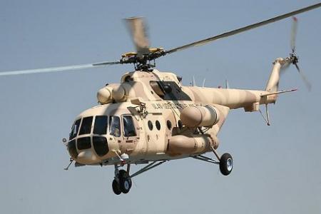 У Кину ће отићи 52 хеликоптера Ми-171Е. Извор: Росијска газета.
