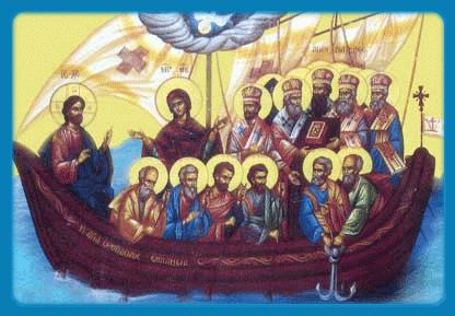 Hristova ladja spasenja