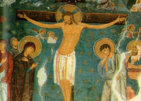 Isus-freska
