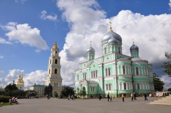 Манастир Дивјево