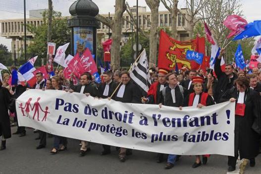 Francuksa-protest