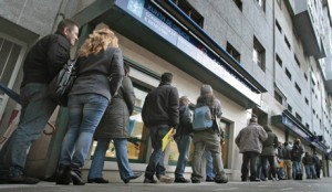Spanish November unemployment figures on the rise