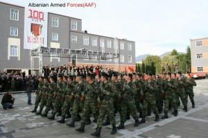 albanska-vojska
