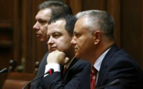 Игор Влаховић Игор: Реконструкција владе