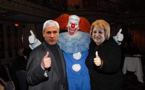 Игор Влаховић Игор: Србија, политички циркус