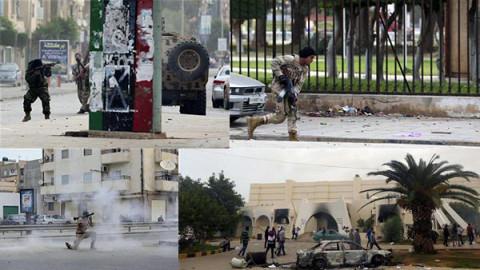 Сукоби у Бенгазију
