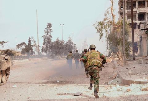 Сиријска регуларна армија