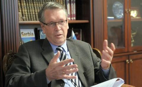 Амбасадор Русије у Србији - Александар Чепурин