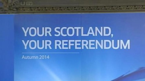 Шкотска: референдум о независности
