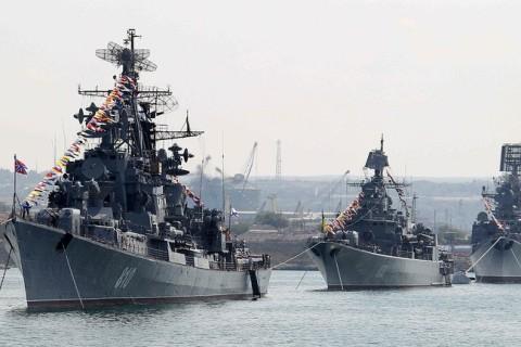 Руска флота на Криму