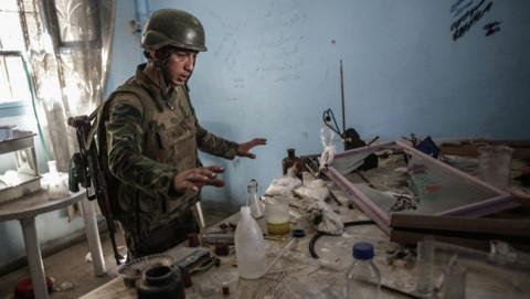 Сиријски војник