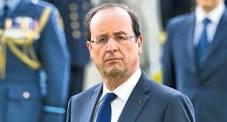 Француски председник Франсоа Оланд