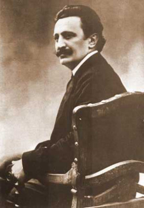 Бранислаб Нушић, 1894.