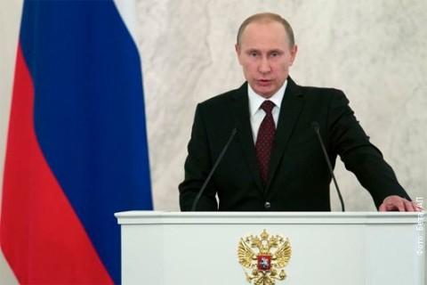Обраћање Владимира Путина.