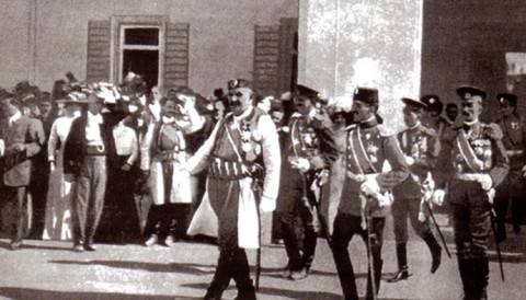 Уједињење Србије и Црне Горе