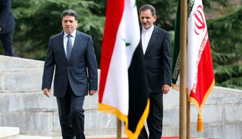 Посета сиријског премијера Ирану