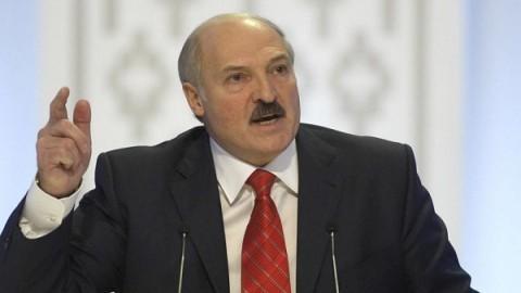 Председник Белорусије - Лукашенко.