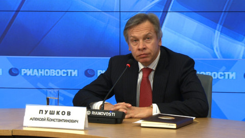 Председник Комитета Државне Думе за међународне послове Алексеј Пушков