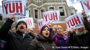 Народ протестује против корупције у редовима Ердоганове владе