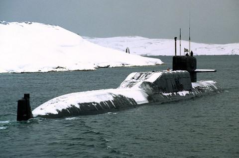 Руске подморнице - последња реч технике