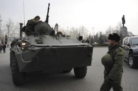 Руско оклопно возило