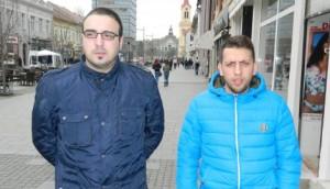 Вукашин Чолић и Данијел Родић: Полицајци прошли кроз црвено