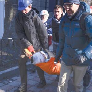 Медицинска помоћ повређенима у Украјини