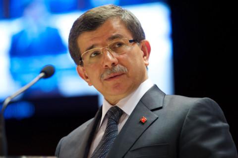 Министар спољних послова Републике Турске Ахмет Давутоглу