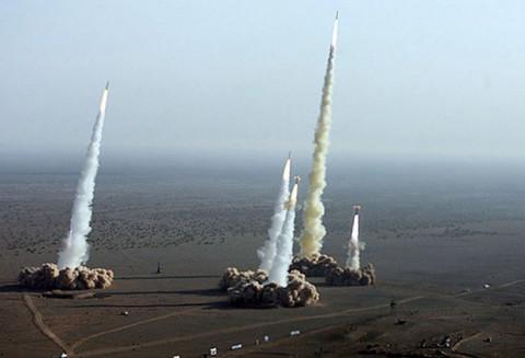 Иран тестира своје ракете