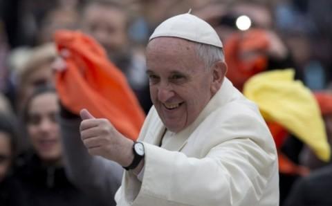 Папа Фрањо