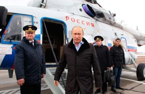 Владимир Путин (Фото: Ројтерс)
