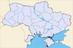 Положај Крима