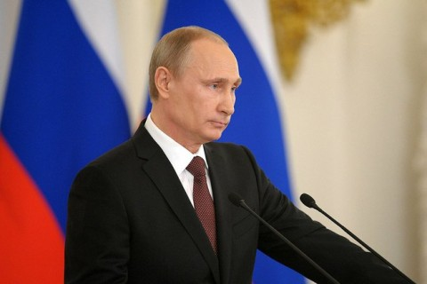 Владимир Путин, (http://www.kremlin.ru/transcripts/20603)