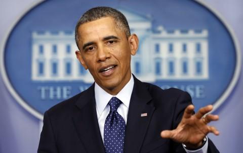 Барак Обама, председник УСА