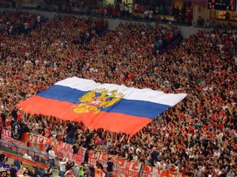 Руска застава у Београду