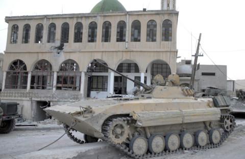 Сиријски тенк