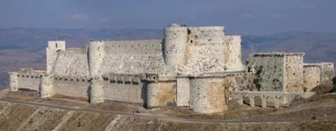 Замак Крак де Шевалије