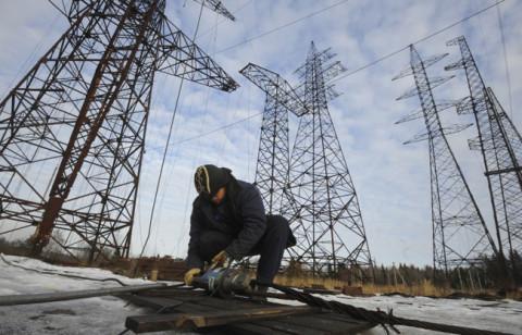 Рестрикције струје на Криму
