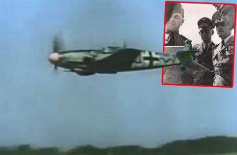 Хрватски пилоти управљали су авионима који су у Другом светском рату бомбардовали Крим.