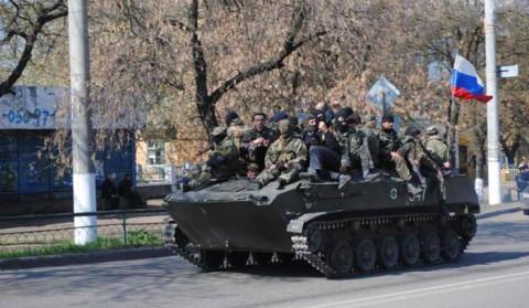 Шах-мат? Украјнски војници прешли на страну народа?
