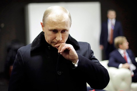 Обама и Путин - од шахиста до покераша?
