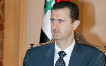 Сиријски председник Башар ал Асад