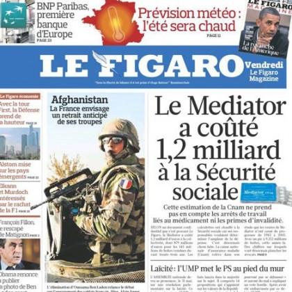 Фигаро: Косово лош пример