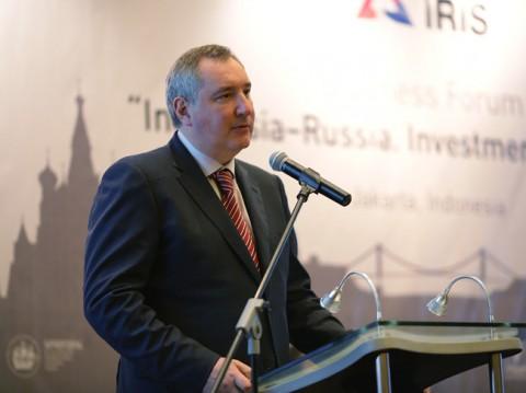 Руски потпредседник владе Дмитриј Рогозин