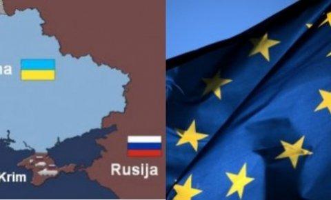 Русија - Украјина - ЕУ