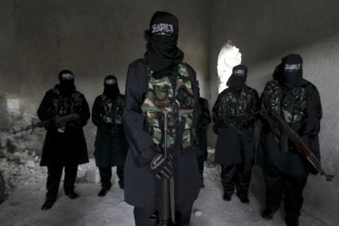 Сиријски терористи