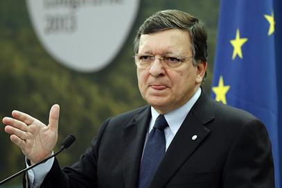 Председник Европске комисије Жозе Мануел Барозо.