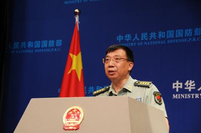 Портпарол Министарства одбране НРК Ген Јаншен